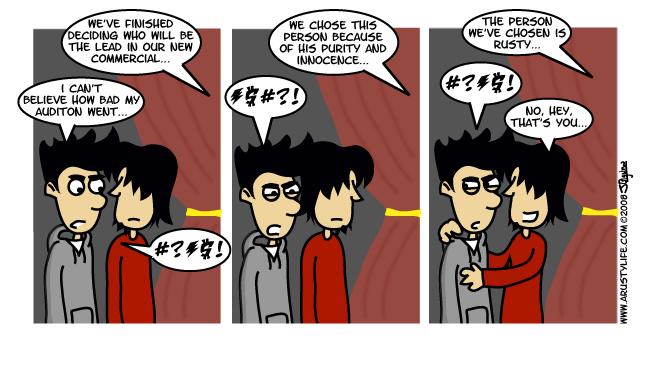 Comic Curse Words