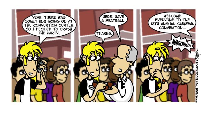 Strange Conventions