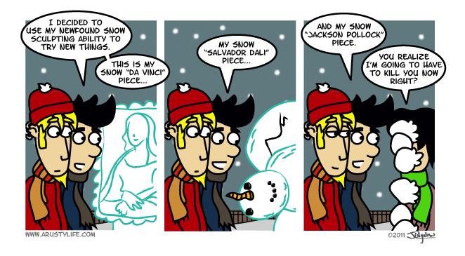 Snow Artists